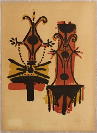 pour jorn by wifredo lam