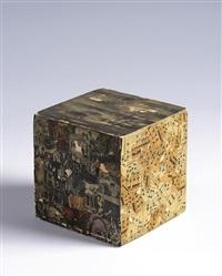 a cube by jiri kolar