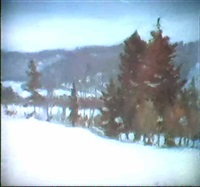 debut de l'hiver by toros vezerian