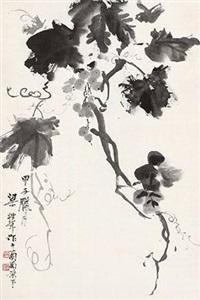 葡萄 by liang shunian