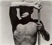 horst torso (portrait de horst p. horst), paris by george hoyningen-huene