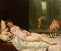 la venus d'urbino by french school (18)