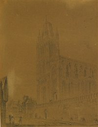 st. mary's, bristol by john ruskin