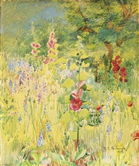 wild flowers by rosina emmet sherwood
