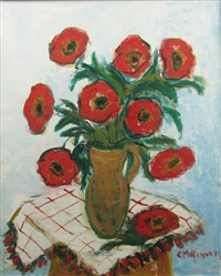 poppies by coca metianu