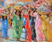 zuni basket dance by dee toscano