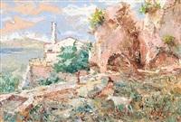 landscape by oumbertos argyros