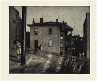 trumbull street by martin lewis