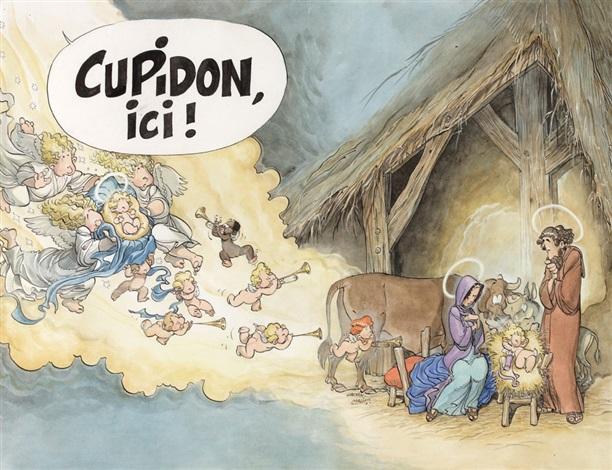 cupidon by malik