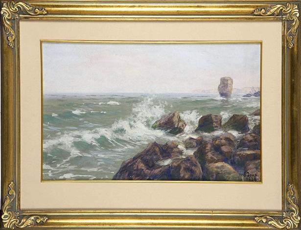 wybrzeze capri by soter jaxa malachowski