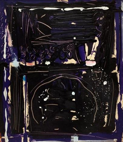cosmogonie en noir by rudolf rudi baerwind