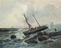 burrasca sull'atlantico by eugénio amus