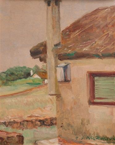 chimenea y casa by carmelo de arzadún