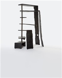 unique expandable joy shelving unit (from the where there's smoke series) by maarten baas