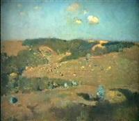 paysage d'ukraine by vladimir litvinienko