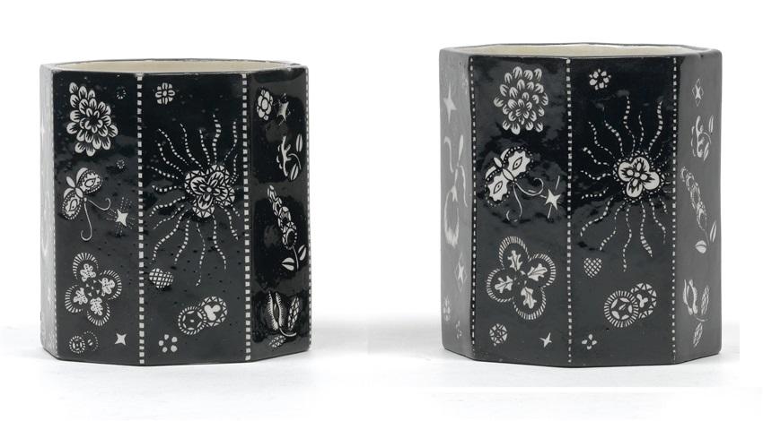 2 vasen by dagobert peche