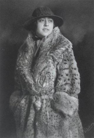 portrait einer dame by rudolph duhrkoop
