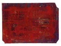 reticolo rosso by luigi faccioli