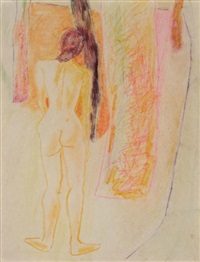 untitled (nude) by william brice