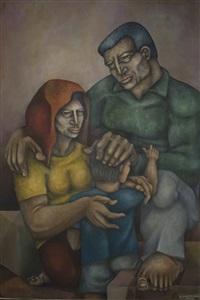 familia obrera by rodolfo campodonico