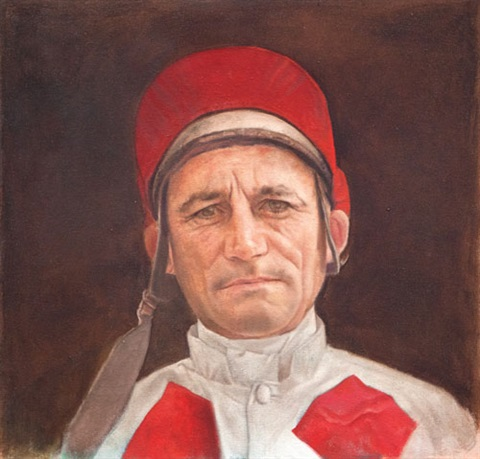 the jockey harry white by bryan westwood