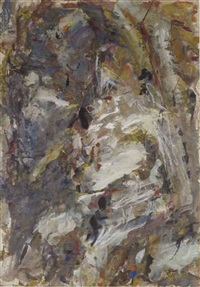 sans titre (lrz 319) by eugène leroy