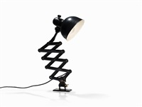 6718 scissor lamp by christian dell