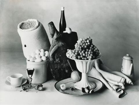 new york still life with food new york by irving penn