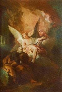 joseph's dream by giustino menescardi