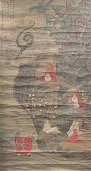 罗汉 by luo ping