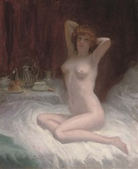 female nude by louise amelie landre
