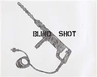 blind shot by monica bonvicini