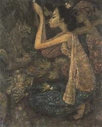 offering rites by i gusti ketut suandi