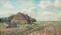 frisian house in archsum on sylt by franz korwan