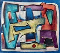 composition abstraite by reimond kimpe