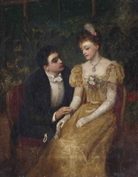the proposal by william powell frith