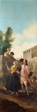 el militar y la señora by francisco javier amerigo y aparici