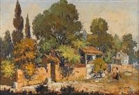 countryside by antonis kanas