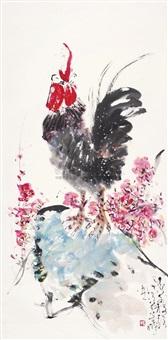 大吉图 by liu mochan