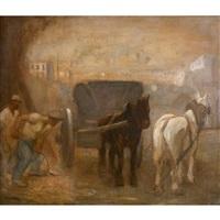 les ouvriers by théophile alexandre steinlen