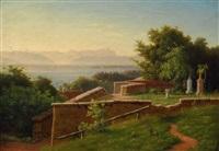 lake starnberg by wilhelm ferdinand xylander