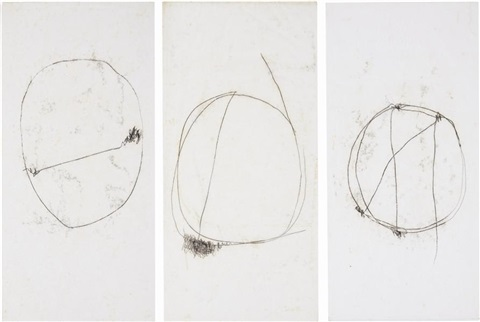 untitled 3 works by mira schendel