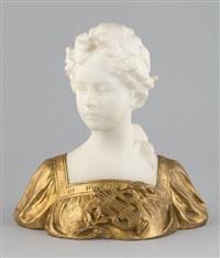 buste by alphonse henry nelson