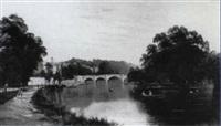 richmond bridge by r. allan