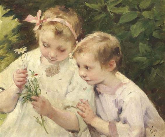 des fleurs pour maman by henry jules jean geoffroy