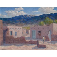 on the pueblo by carl von hassler