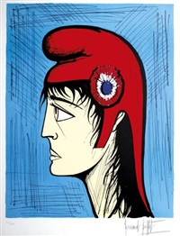 marianne by bernard buffet
