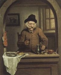 bildnis des jan kniper alias practiseer by jan maurits quinkhardt