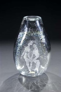 vase by oldrich lipsky