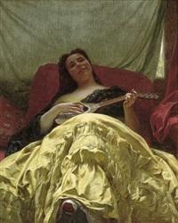 a seductive melody by louis emile pinel de grandchamp
